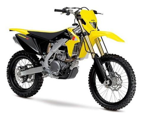2017 Suzuki RMX450Z in Middletown, New York