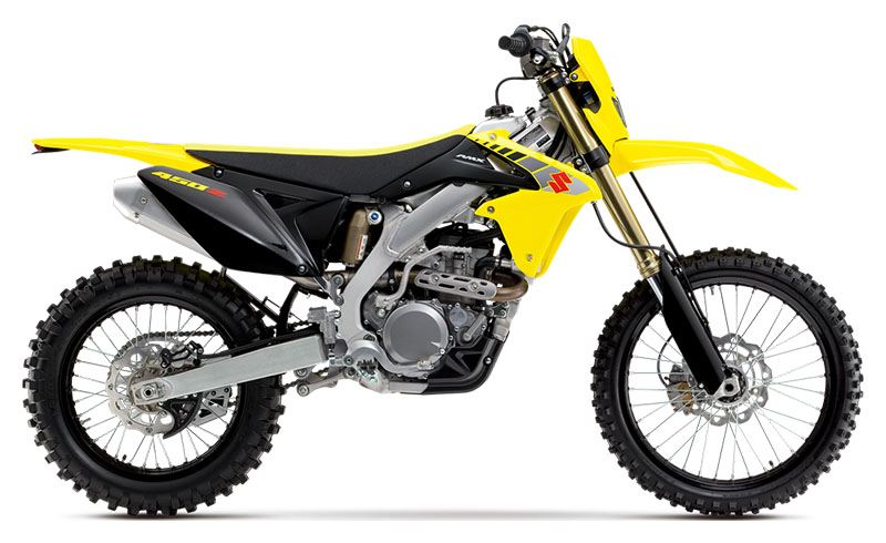 2017 Suzuki RMX450Z in Clarence, New York - Photo 1