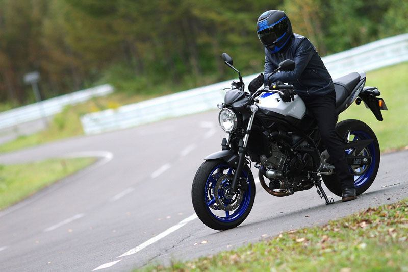 2017 Suzuki SV650 in Saint Charles, Illinois
