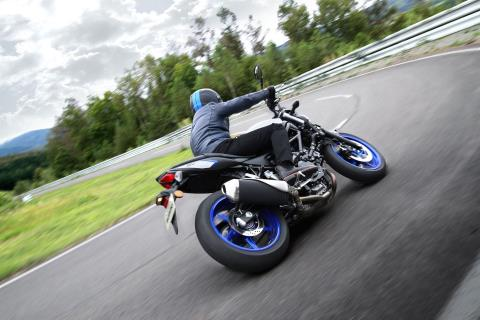 2017 Suzuki SV650 in Mechanicsburg, Pennsylvania