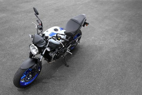 2017 Suzuki SV650 ABS in Middletown, New Jersey