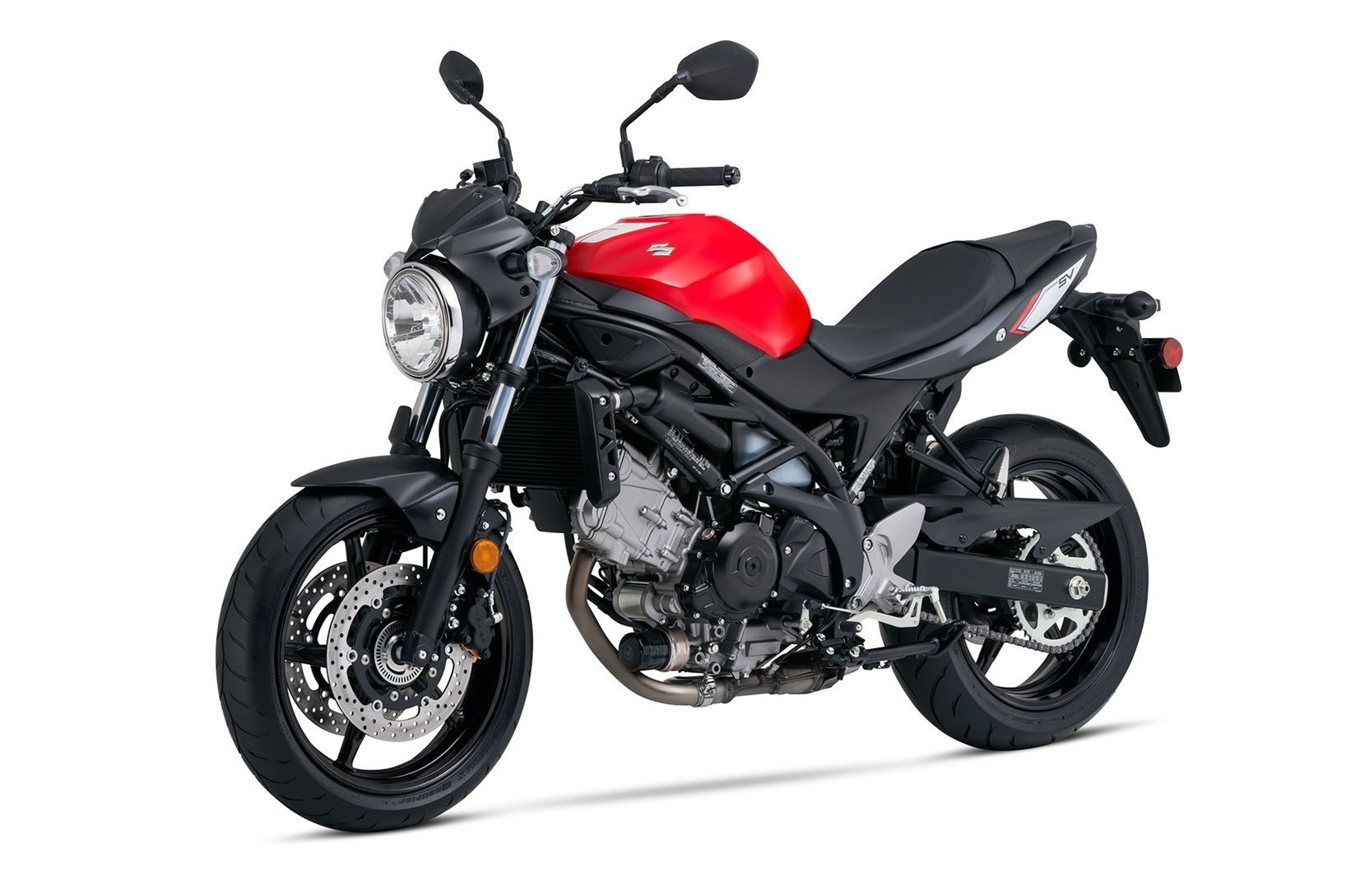 2017 Suzuki SV650 ABS in Brea, California