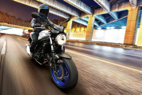 2017 Suzuki SV650 ABS in Norfolk, Virginia