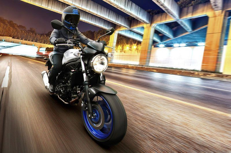 2017 Suzuki SV650 ABS in Bakersfield, California