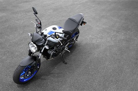 2017 Suzuki SV650 ABS in West Bridgewater, Massachusetts