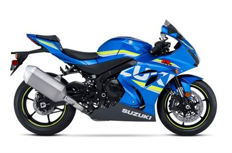 2017 Suzuki GSX-R1000 in Pendleton, New York