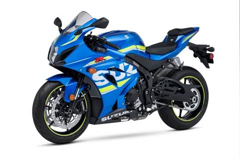 2017 Suzuki GSX-R1000 in Jonestown, Pennsylvania