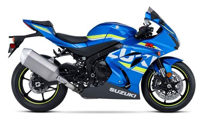 2017 Suzuki GSX-R1000 in Mechanicsburg, Pennsylvania