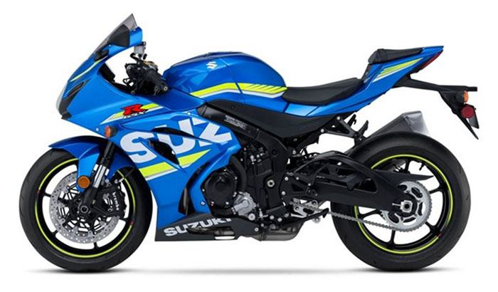 2017 Suzuki GSX-R1000 in Pinellas Park, Florida - Photo 2