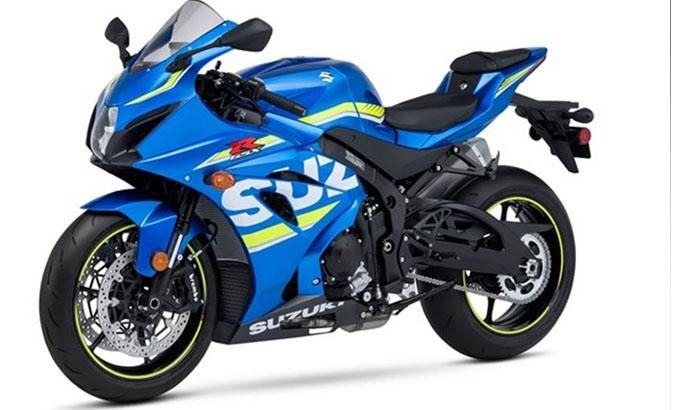 2017 Suzuki GSX-R1000 in Pinellas Park, Florida - Photo 3