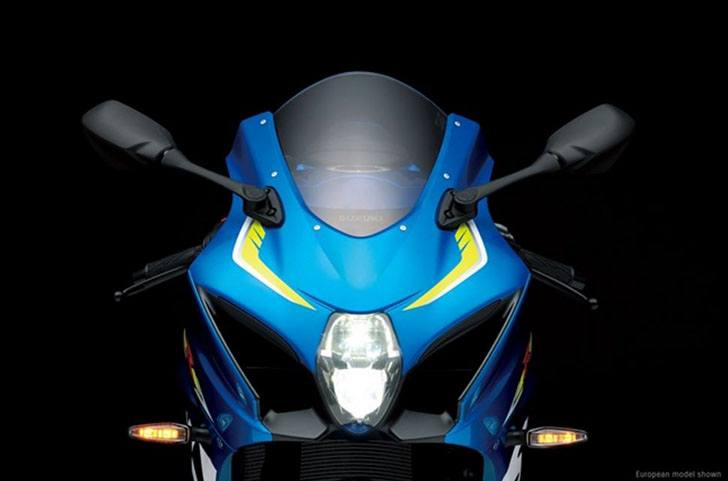 2017 Suzuki GSX-R1000 in Brea, California