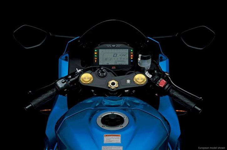 2017 Suzuki GSX-R1000 in Grass Valley, California