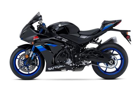 2017 Suzuki GSX-R1000R in Mechanicsburg, Pennsylvania