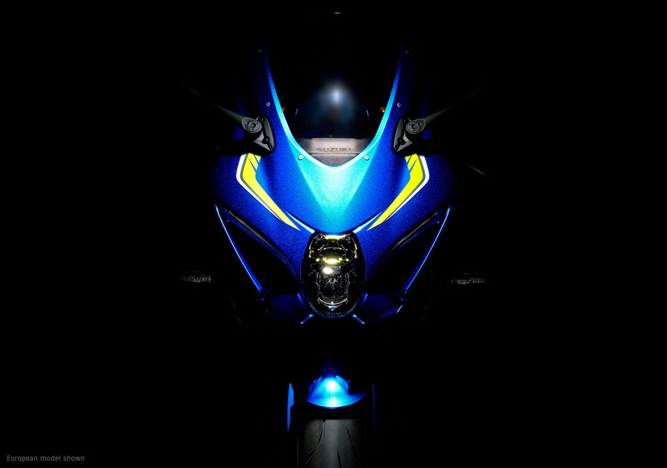2017 Suzuki GSX-R1000R in Phillipston, Massachusetts