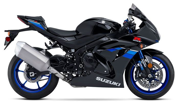 2017 Suzuki GSX-R1000R in Concord, New Hampshire