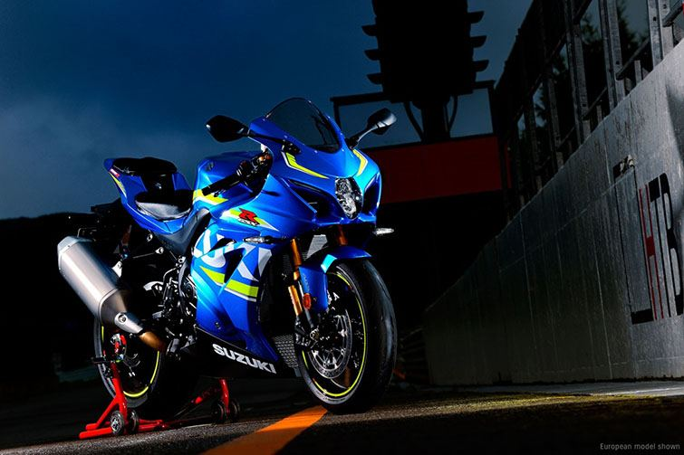 2017 Suzuki GSX-R1000R in Sanford, North Carolina