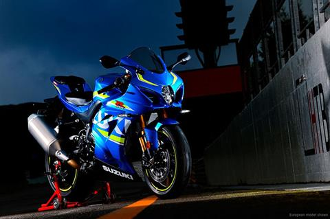 2017 Suzuki GSX-R1000R in Brea, California