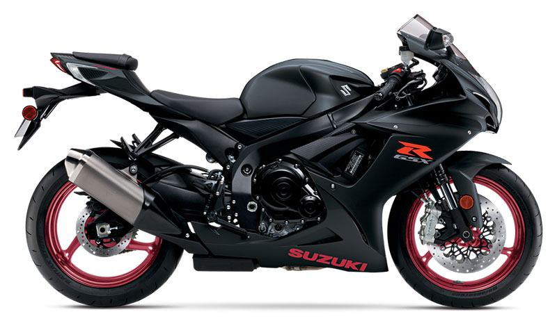 2017 Suzuki GSX-R600 in Norfolk, Virginia - Photo 1