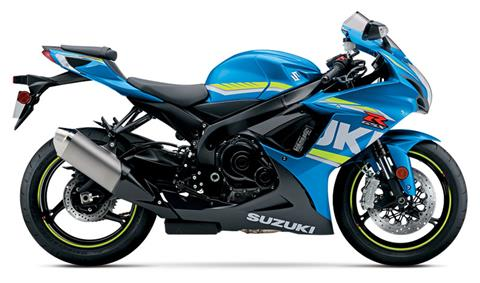 2017 Suzuki GSX-R600 in Petaluma, California