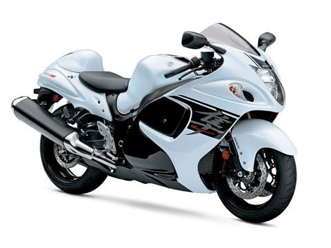 2017 Suzuki Hayabusa in Phillipston, Massachusetts