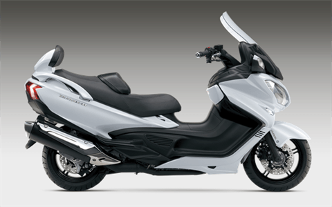 2017 Suzuki Burgman 650 Executive in Hialeah, Florida