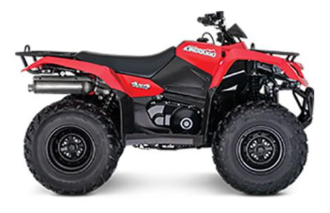 2018 Suzuki KingQuad 400ASi in Warren, Michigan