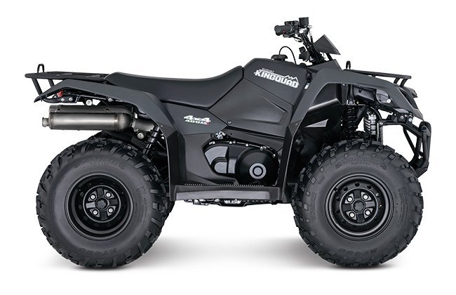 2018 Suzuki KingQuad 400ASi Special Edition in Mount Vernon, Ohio