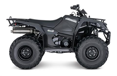 2018 Suzuki KingQuad 400ASi Special Edition in Watseka, Illinois