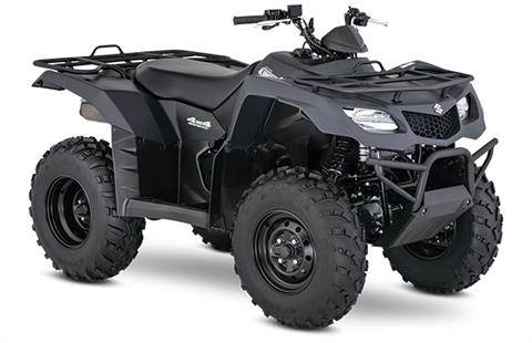 2018 Suzuki KingQuad 400ASi Special Edition in West Bridgewater, Massachusetts