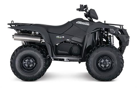 2018 Suzuki KingQuad 500AXi Power Steering Special Edition in Iowa City, Iowa