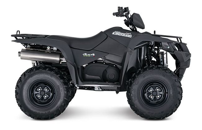 2018 Suzuki KingQuad 500AXi Power Steering Special Edition in Santa Clara, California