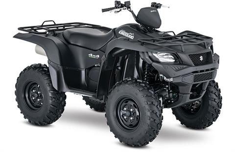2018 Suzuki KingQuad 500AXi Power Steering Special Edition in Columbus, Nebraska