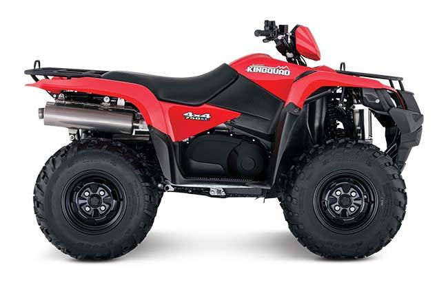2018 Suzuki KingQuad 750AXi in Unionville, Virginia