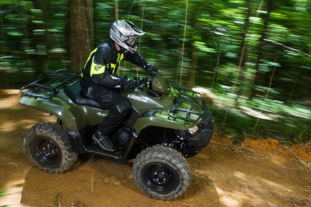 2018 Suzuki KingQuad 750AXi in Florence, South Carolina