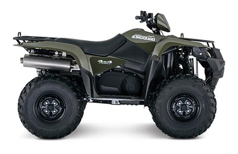 2018 Suzuki KingQuad 750AXi in Fairfield, Illinois