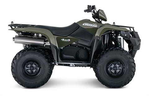 2018 Suzuki KingQuad 750AXi Power Steering in Petaluma, California
