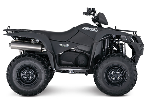 2018 Suzuki KingQuad 750AXi Power Steering Special Edition in Gaylord, Michigan