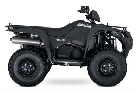 2018 Suzuki KingQuad 750AXi Power Steering Special Edition in Iowa City, Iowa
