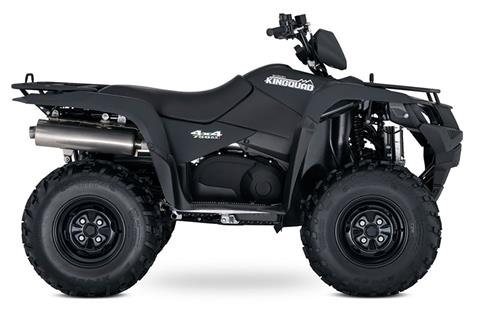 2018 Suzuki KingQuad 750AXi Power Steering Special Edition in Fremont, California