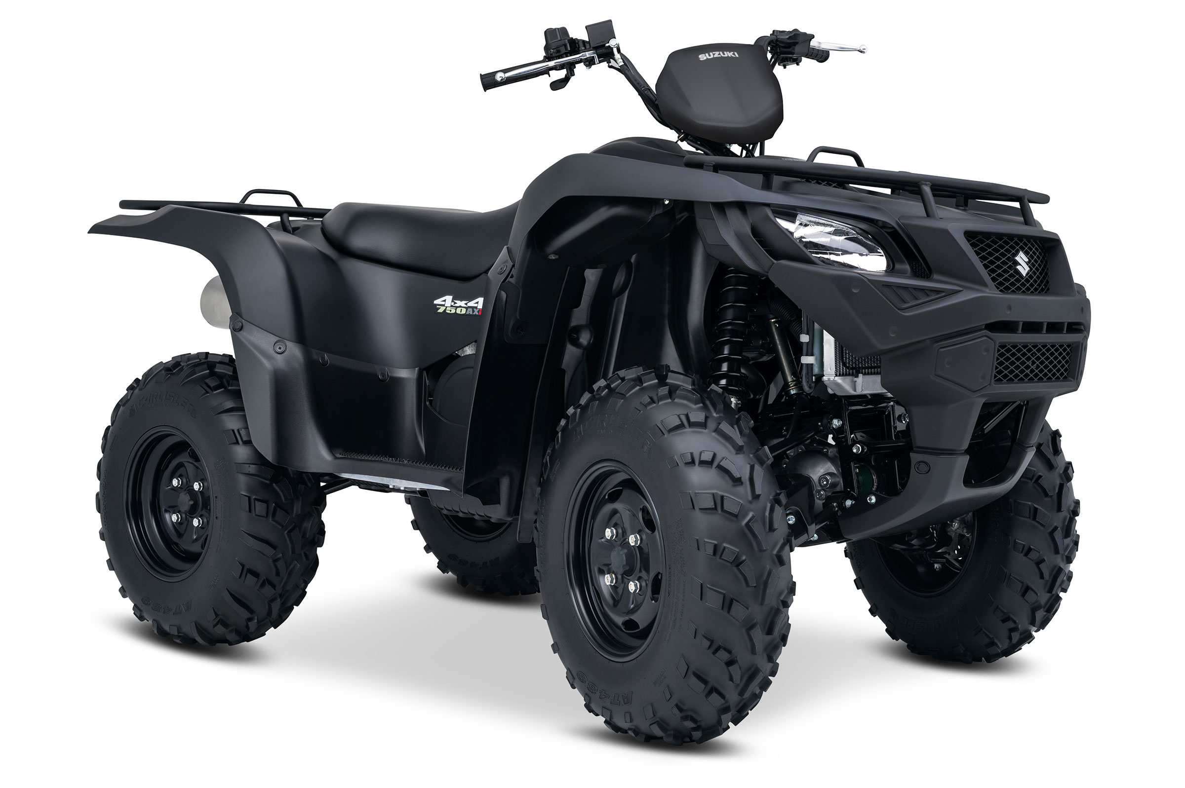 2018 Suzuki KingQuad 750AXi Power Steering Special Edition in Hancock, Michigan