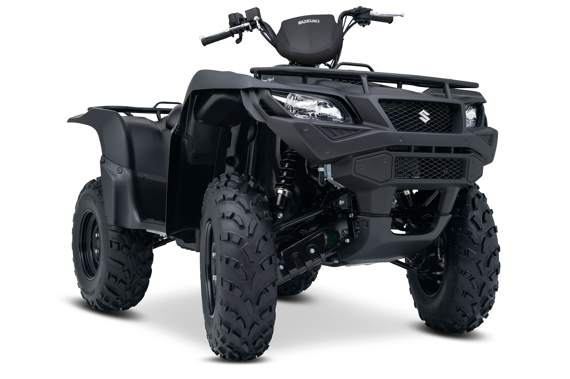 2018 Suzuki KingQuad 750AXi Power Steering Special Edition in Banning, California