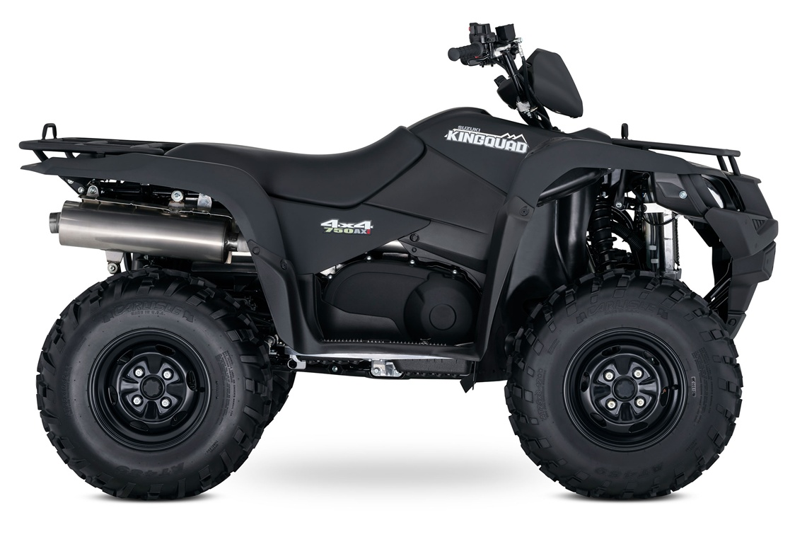 2018 Suzuki KingQuad 750AXi Power Steering Special Edition in Norfolk, Virginia