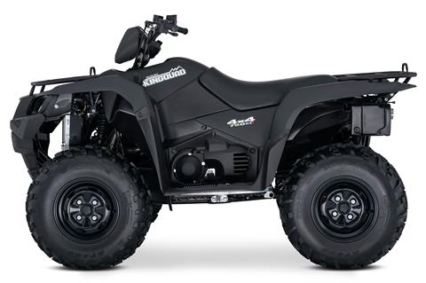 2018 Suzuki KingQuad 750AXi Power Steering Special Edition in Olean, New York