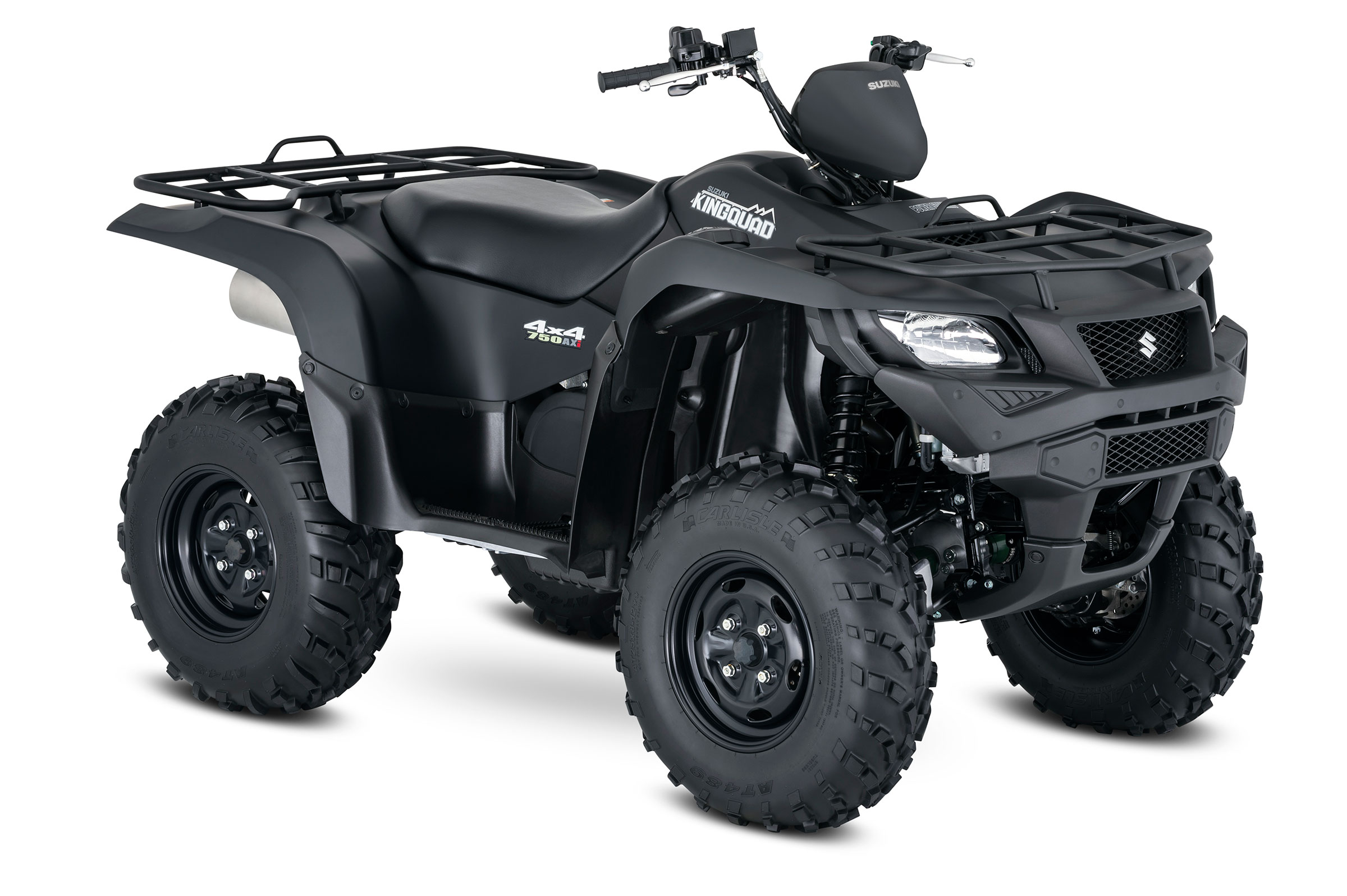 2018 Suzuki KingQuad 750AXi Power Steering Special Edition in Fayetteville, Georgia - Photo 3
