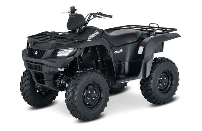 2018 Suzuki KingQuad 750AXi Power Steering Special Edition in Van Nuys, California - Photo 4