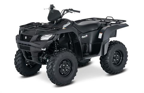 2018 Suzuki KingQuad 750AXi Power Steering Special Edition in Simi Valley, California - Photo 4