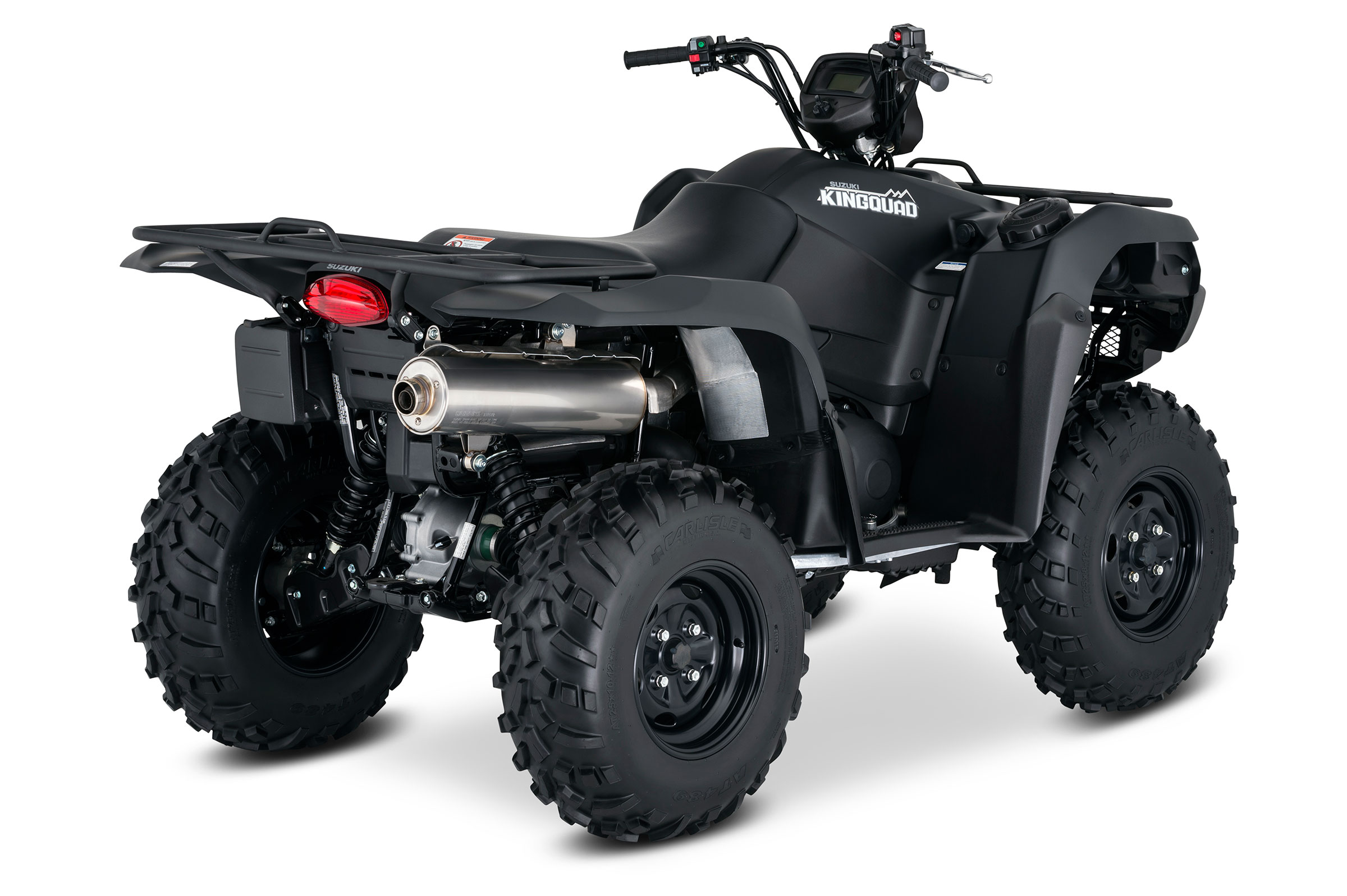 2018 Suzuki KingQuad 750AXi Power Steering Special Edition in Santa Clara, California