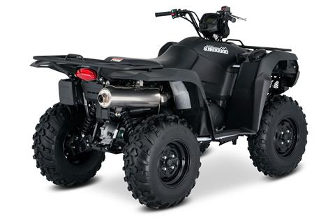 2018 Suzuki KingQuad 750AXi Power Steering Special Edition in Grass Valley, California