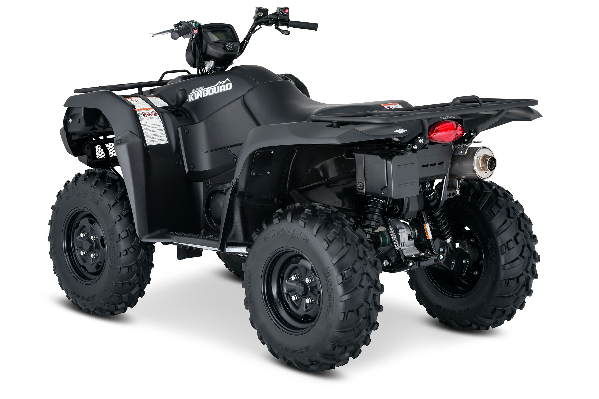 2018 Suzuki KingQuad 750AXi Power Steering Special Edition in Olive Branch, Mississippi