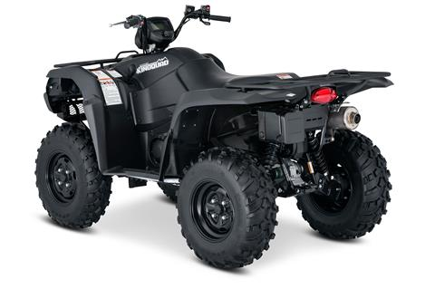 2018 Suzuki KingQuad 750AXi Power Steering Special Edition in Colorado Springs, Colorado